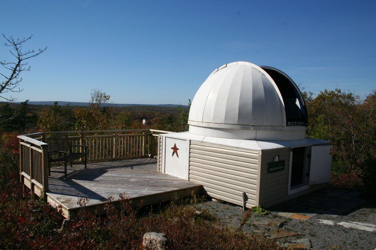Abbey Ridge Observatory - Home